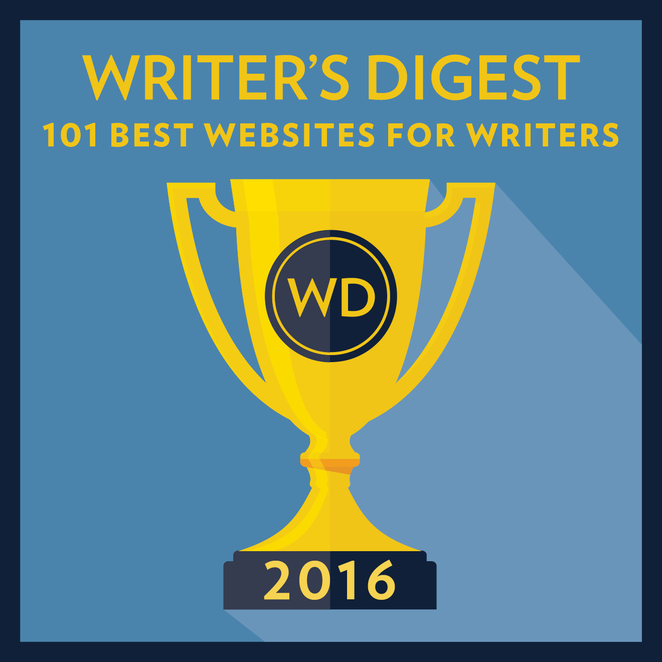 Writer's Digest 101 Best Websites for Writers 2016