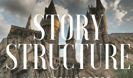 Story Structure in Harry Potter, Hogwarts Castle