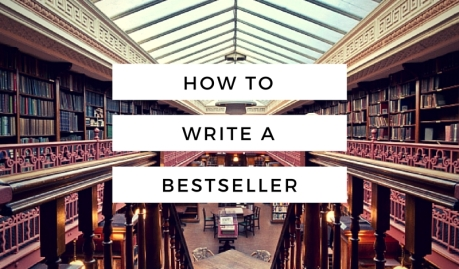 How to Write a Bestseller, J. K. Rowling